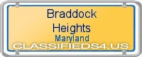 Braddock Heights board